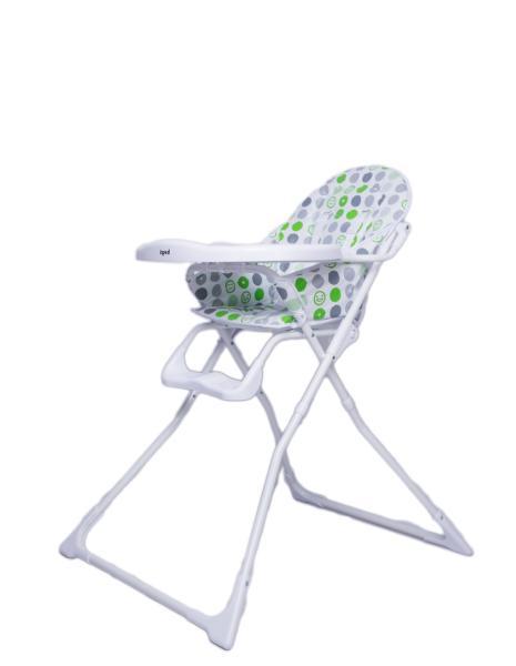 Детский универсальный стульчик для кормления Bugs Smart - Зеленый
