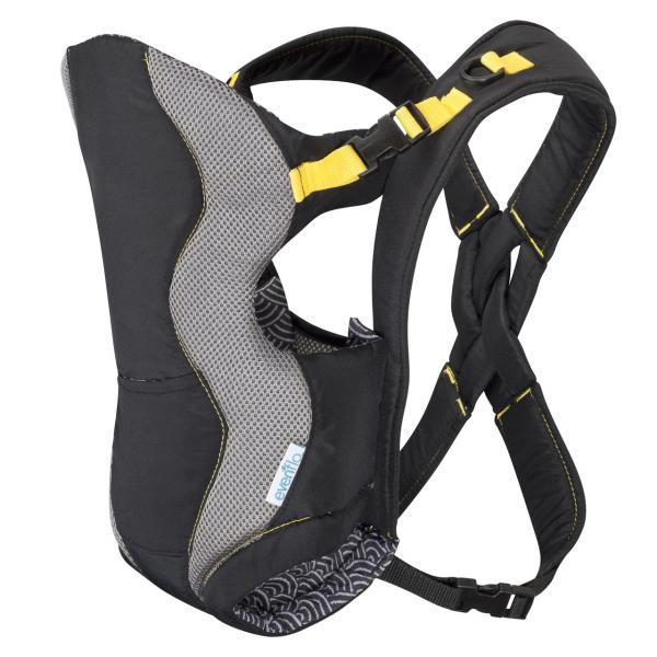 Детский универсальный рюкзак-кенгуру Evenflo Breathable цвет - Koi