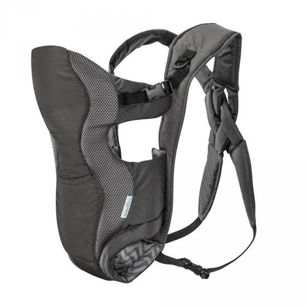 Детский универсальный рюкзак-кенгуру Evenflo Breathable цвет - Grey chevron