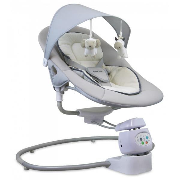 Детское кресло-качалка Baby Mix by002 360 Beige