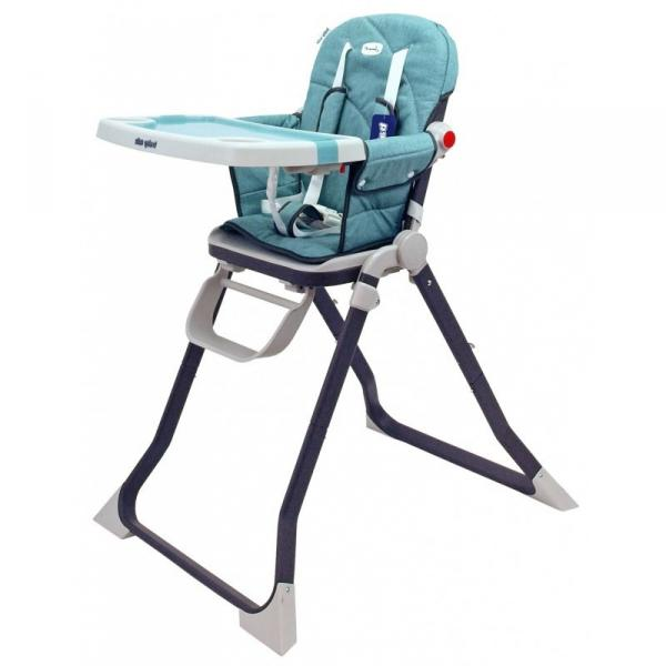 Детский универсальный стульчик для кормления Baby Mix Smart высокий CM-M006 Green