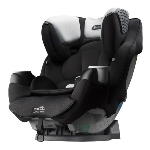 Детское универсальное автокресло Evenflo Safe Max Platinum цвет -Shilon (группа от 2,2 до 49,8 кг)