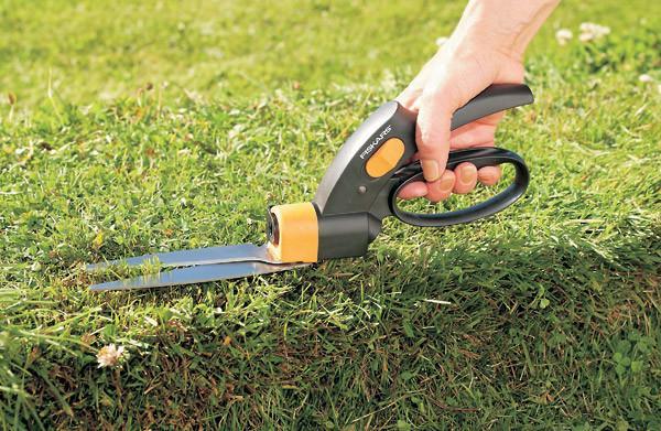 Ножницы для травы Fiskars (113680)
