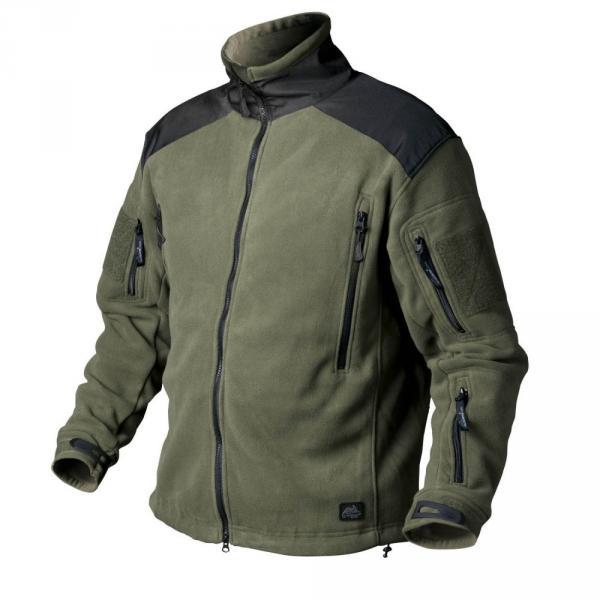 Флисовая кофта Helikon-Tex LIBERTY Olive/black (BL-LIB-HF-16 ) XXL