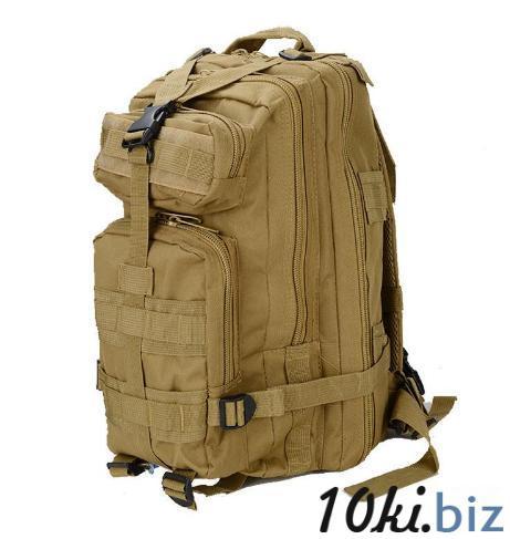 Тактический штурмовой военный рюкзак 25л Tactic Песок Рюкзаки туристические в Украине