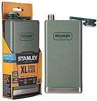 Фляга карманная зелёная STANLEY Adventure 0,236 L (10-01564-017)