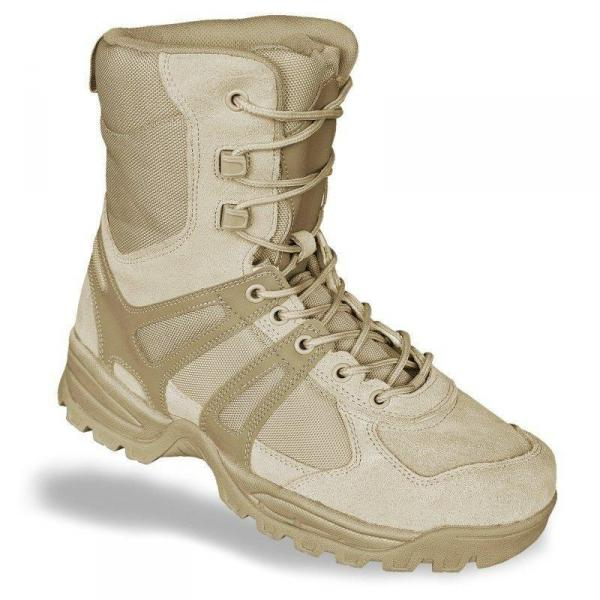 Тактические ботинки (берцы) MIL-TEC Generation II khaki EINSATZSTIEFEL(12829004) 43