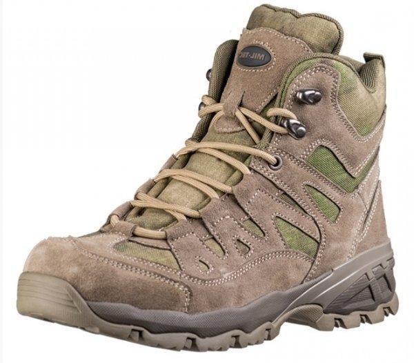 Тактические ботинки MilTec Trooper 5 A-TACS FG 12824059 42
