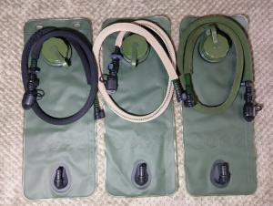 Фото Хобби, увлечения, отдых, туризм, охота, рыбалка, Рюкзаки тактические, сумки Гидратор питьевая система без рюкзака (glt3)