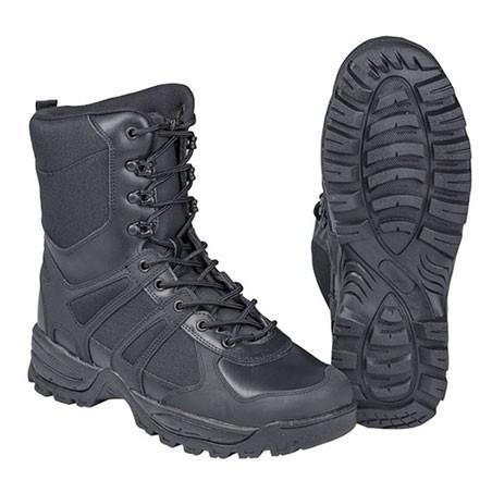 Тактические ботинки (берцы) MIL-TEC Generation II Black (12829002) 42