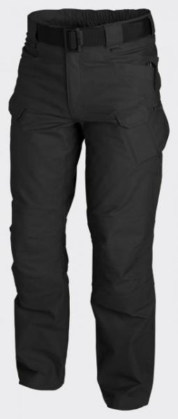 Брюки (штаны) Helikon-Tex Urban Tactical Pants Black regular (SP-UTL-PC-01) S