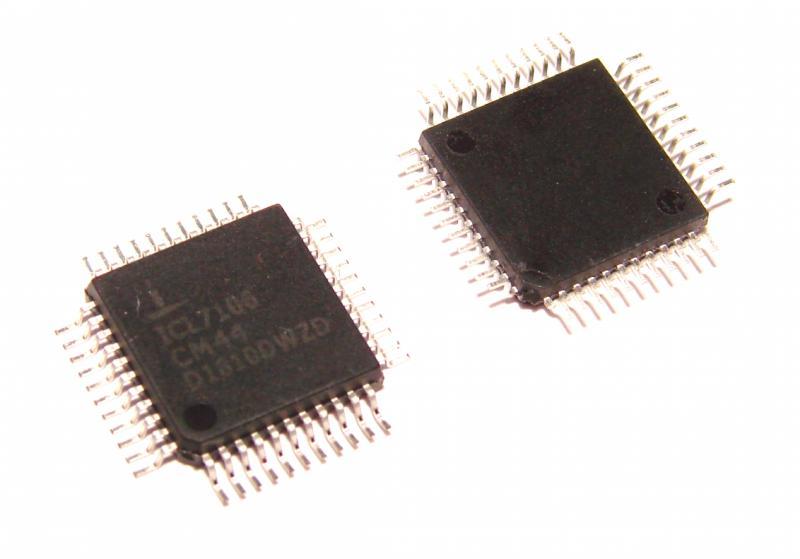 Микросхема ICL7106