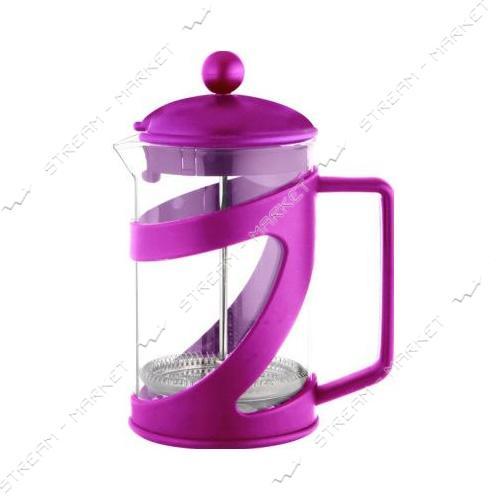 З аварник ConBrio CB-5480 фиолетовый 800мл пластик