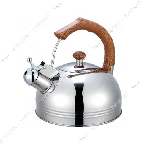 Чайник со свистком ConBrio СВ408 2.5л