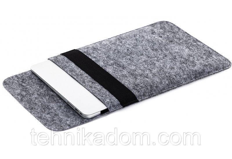 Войлочный чехол-конверт Gmakin для Macbook Air/Pro 13.3'' (GM16)