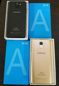 Фото Телефоны и аксессуары Samsung Galaxy A8+ (точная копия)