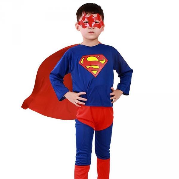 Карнавальный костюм Superman . Новый