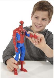 Фото Товары для детей, Фигурки Супергероев Большая игрушка Человек-Паук 30 см