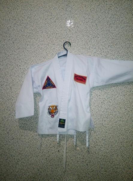 детское кимоно 100-110
