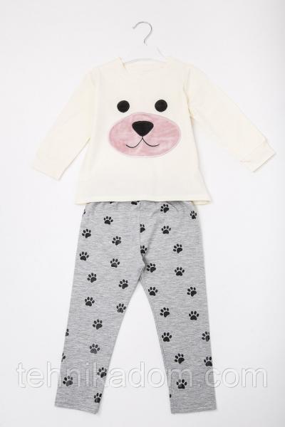 Пижама 71010 (молочный)