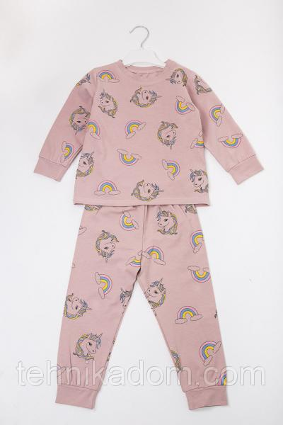 Пижама 71080 (грязно_розовый)