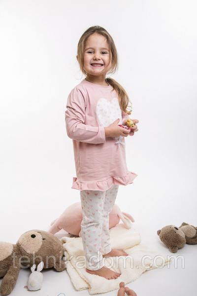 Пижама 71140 (розовый)
