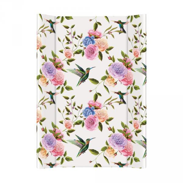 Пеленальная доска Ceba Baby Flora & Fauna /80/ Flores