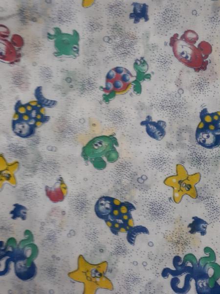 Пеленка детская, тонкая, разные расцветки
