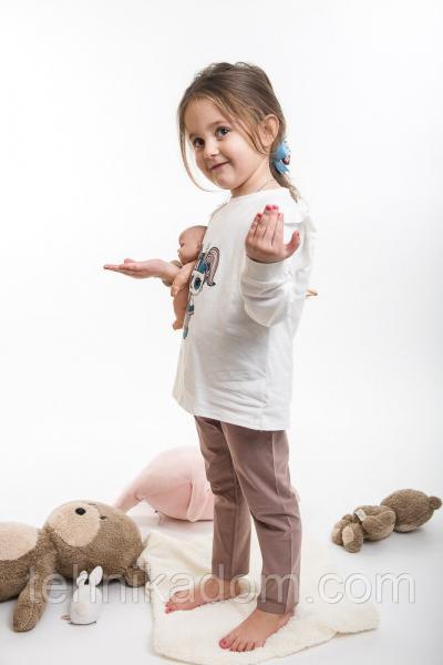 Пижама 71150 (св.молочный)