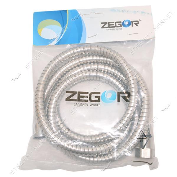ZEGOR Шланг для душа WKR-003 1, 5 м. (растяжной, в пакетике)