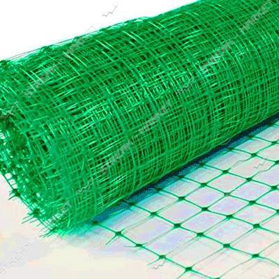 Сетка огуречная ячейка 17х17см 1.7х1000м зеленая Венгрия