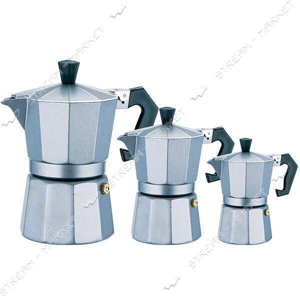 Гейзерная кофеварка Maestro MR-1666-6 600мл