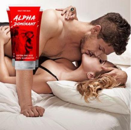 Alpha Dominant (Альфа Доминант) для увеличения члена