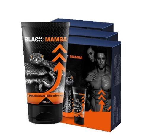 Black Mamba для увеличения члена