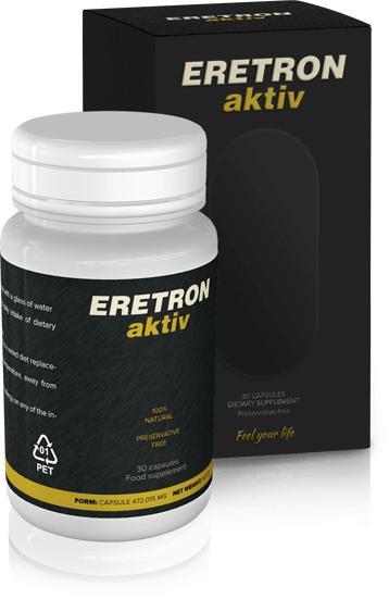 Eretron Aktiv средство для повышения потенции