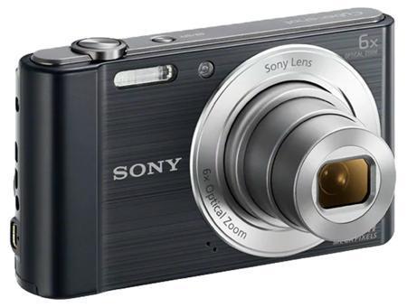 Фотоаппарат Sony Cyber-shot DSC-W810B