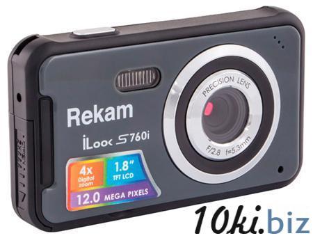 Фотоаппарат REKAM ILOOK S760I Цифровые фотоаппараты в Москве