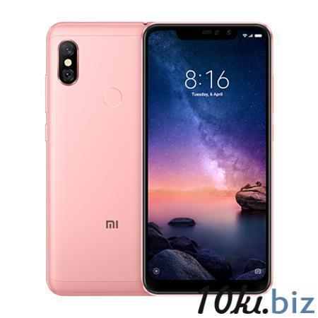 Redmi Note 6 Pro 3/32GB Pink Xiaomi в России