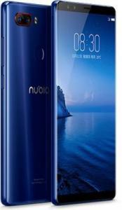 Фото Смартфоны Смартфон ZTE Nubia Z17S 128 Гб синий