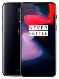 Фото Смартфоны Смартфон OnePlus OnePlus 6 64 Гб черный (5011100385)