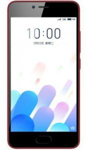 Фото Смартфоны Смартфон Meizu M5c 32 Гб красный M710H_32GB_RED