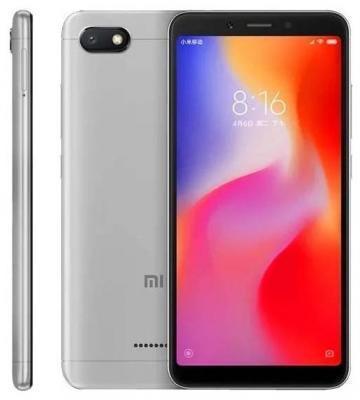 Смартфон Xiaomi Redmi 6A 2Gb/32Gb Black Global