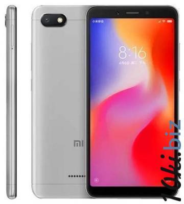 Смартфон Xiaomi Redmi 6A 2Gb/32Gb Black Global Xiaomi в России
