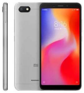Фото Смартфоны Смартфон Xiaomi Redmi 6A 2Gb/32Gb Black Global