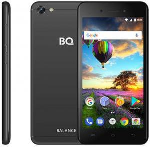 Фото Смартфоны Смартфон BQ BQ-5206L Balance 16 Гб черный