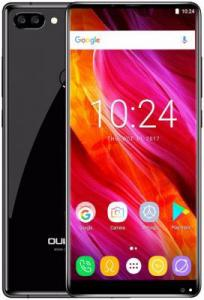 "Фото Смартфоны Смартфон Oukitel MIX 2 Black 8 Core (2.39GHz)/6GB/64GB/5.99"" 2160*1080/21Mp+2Mp/13Mp/2Sim/3G/4G/BT/WiFi/GPS/Android 7"