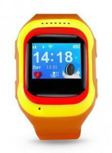 Фото  Смарт-часы Ginzzu GZ-501 оранжевый