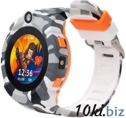 Смарт-часы Knopka Aimoto Sport хаки 9900103 Умные часы и фитнес браслеты в России