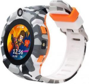Фото  Смарт-часы Knopka Aimoto Sport хаки 9900103