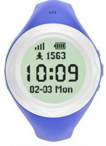 Фото  Смарт-часы Hiper Babyguard синий BG-01BLU